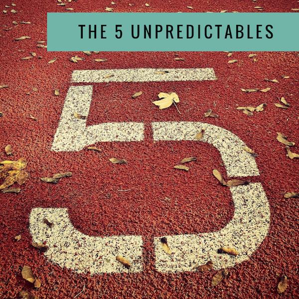 The 5 Unpredictables of pregnancy and birth